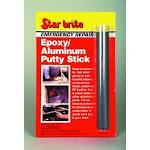 Star Brite Emergency Repair Epoxy Aluminum Putty Stick 4oz 87004