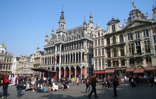 5 'Must Do' Things in Brussels