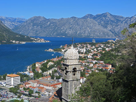 Tourist Attractions in Kotor Montenegro