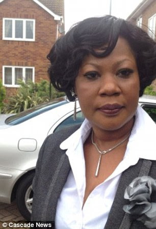 Tolu Kalejaiyea (pictured) was murdered by her son who planned to dress in women's clothing to convince neighbours she was alive, a court has heard