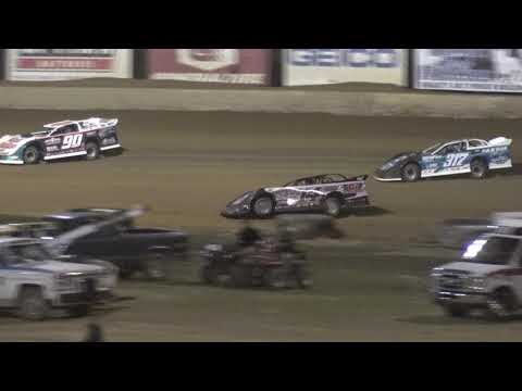Florence Speedway | 4/3/21 | Crate Late Model Feature