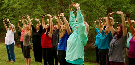 15 Reasons Qigong will be the Next Yoga