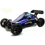 Redcat Racing Rampage XB Painted 1/5 Buggy Body Blue REDATV071-BL