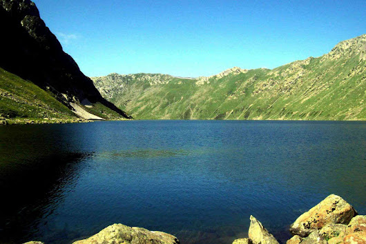 Kashmir lakes that'll make you believe in nature's miracles!, Kashmir - Times of India Travel
