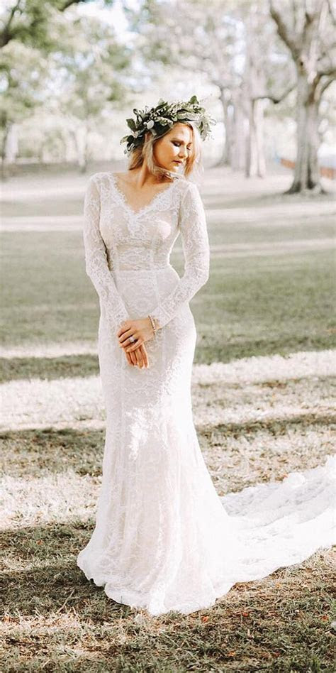 12 Barnyard Wedding Dresses To Inspire Any Bride   Wedding