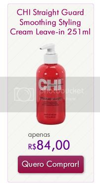 Chi Straight Guard Smoothing Styling Cream Leave-in - 251ml