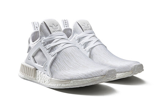 adidas Originals NMD XR1 White Sneaker  - MR. N/A | Style + Gear + Music + Travel + Food + Liquor | Adventures of Mr. Ng Alan