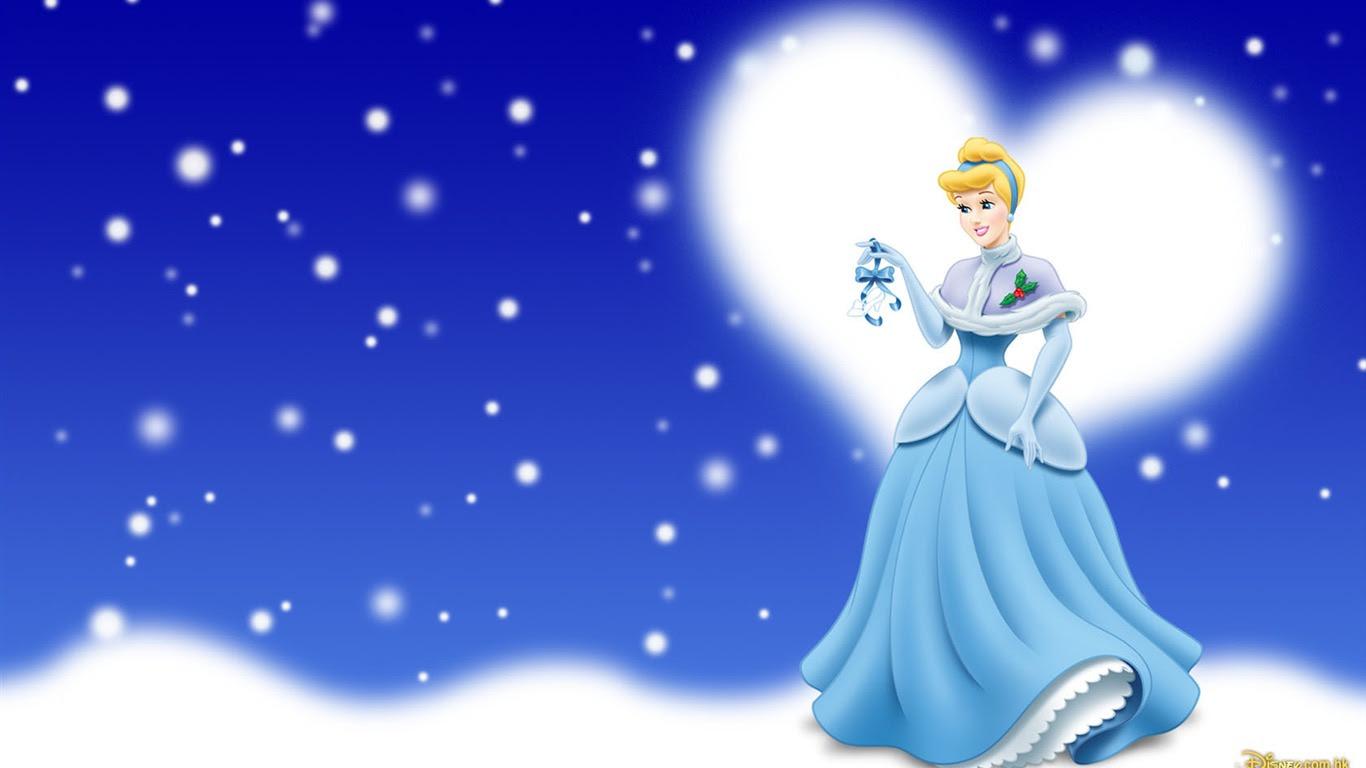 プリンセスディズニーアニメの壁紙 4 4 1366x768 壁紙