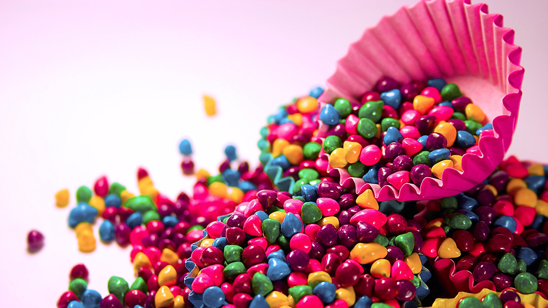 ColorFull Choclate Ball [1920x1080]