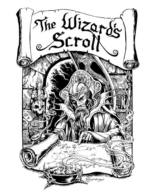 The Wizard's Scroll #1