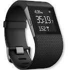 Fitbit Surge - Smart Watch with Heart Rate Monitor - Small - Black