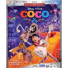 DVD BLU-RAY Coco