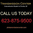 Auto Repair Shop in Peoria| Call Today | 623-875-9500 | Transmission Center