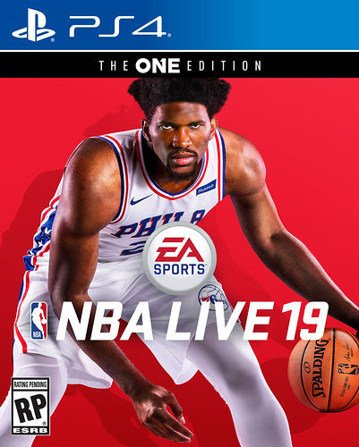 The Gaming Tailgate - NBA LIVE 19 Cover Athlete is Joel Embiid