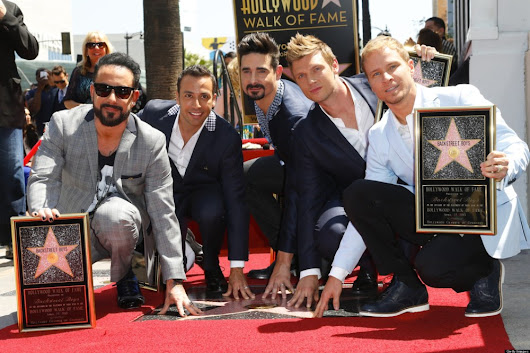 Backstreet's Back, All Right!: Celebrating 20 Years of BSB