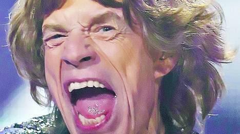 Mick Jagger cumplió 70.