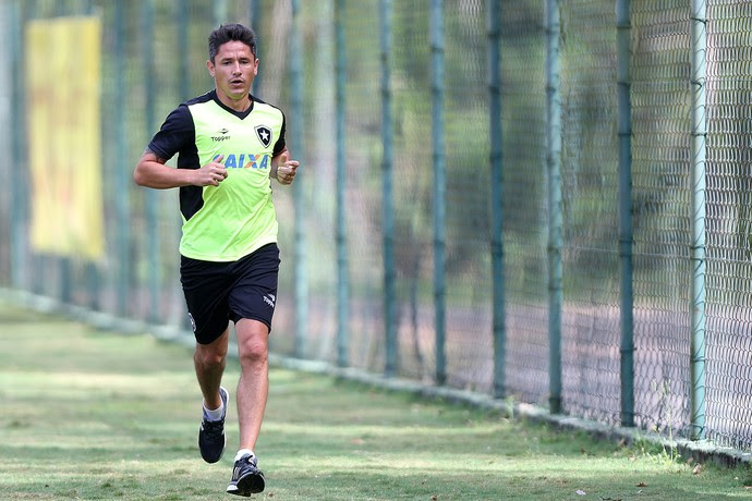Canales Botafogo (Foto: Vitor Silva / SSpress / Botafogo)