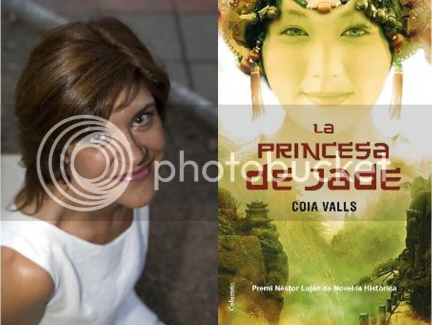 Coia Valls.La princesa de Jade