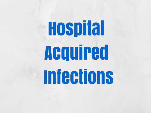 Hospital Acquired Infections are Down-But Is It Enough? - BHM Healthcare Solutions