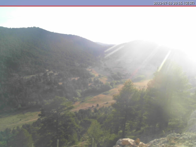 Webcam La Veredilla