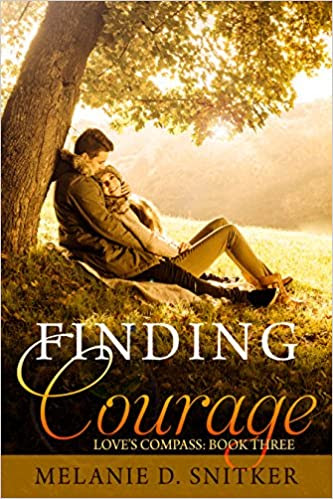Finding Courage (Love's Compass Book 3)
