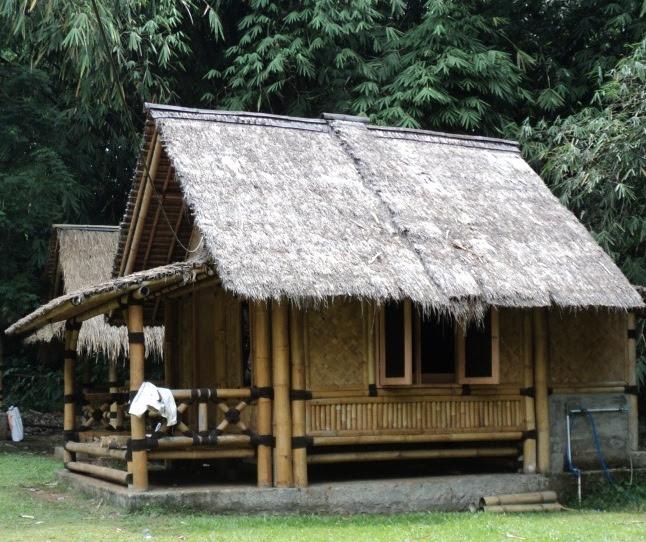 67+ Gambar Rumah Sederhana Dari Bilik Bambu HD Terbaru