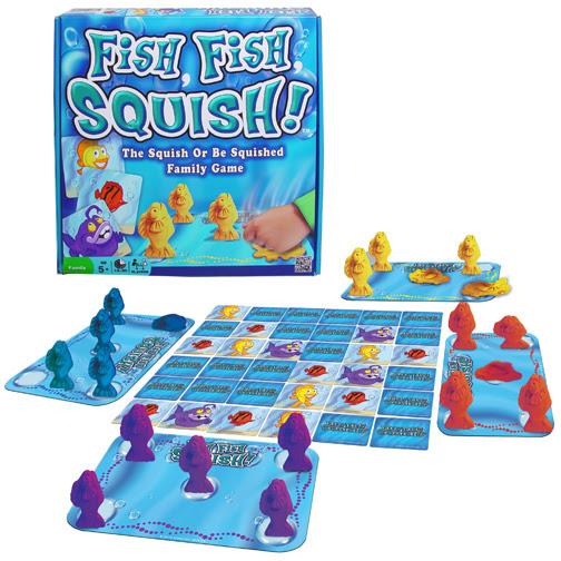 Fish Fish Squish!™