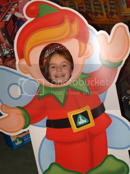 Gabby Early Learning Center Elf