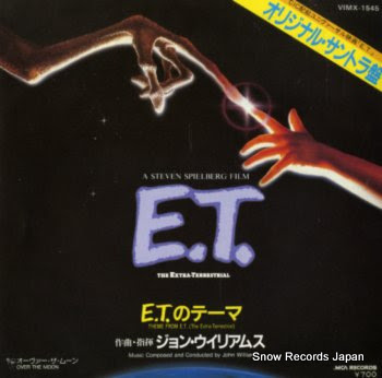 WILLIAMS, JOHN theme from e.t.