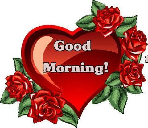 Images Of Good Morning Heart In Calto