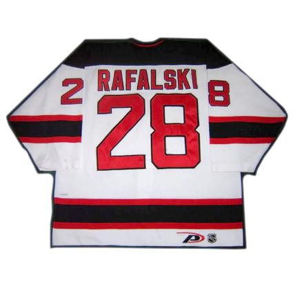 New Jersey Devils 99-00 jersey, New Jersey Devils 99-00 jersey