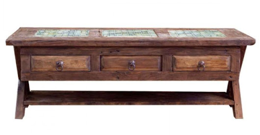 Using Reclaimed Wood Table for Fabulous Interiors - Homeology