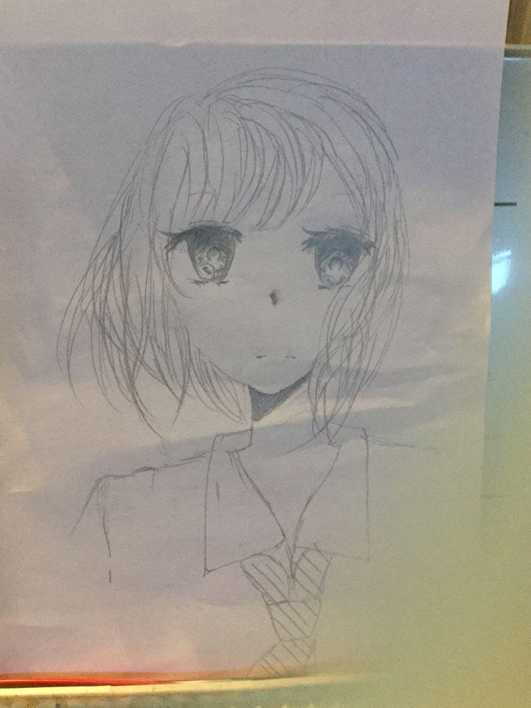 ただ単にイラストが描きたいだけなのモノクロが描きたい