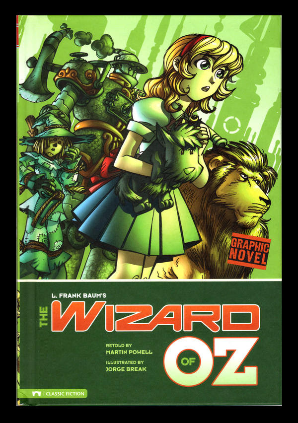 Wizard of Oz by jorgebreak 45+ Various Illustrations of The Wizard of Oz