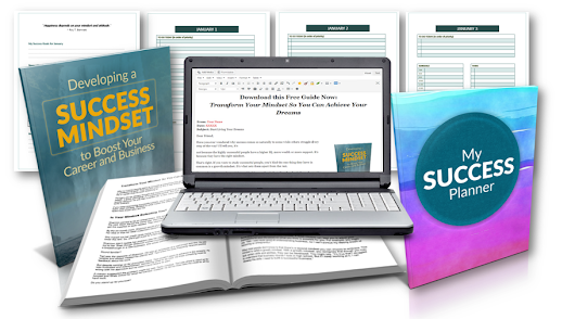 "PLR Offer: ""Developing a Success Mindset to Boost Your Career and Business"" PLR Package"