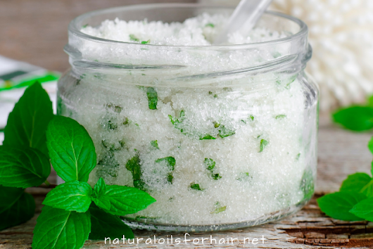 10 Delightful Homemade Scrubs for Beautiful, Glowing Skin | Natural Oils for Hair & Health