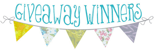 blog lovelymissmegs megan giveaway winners
