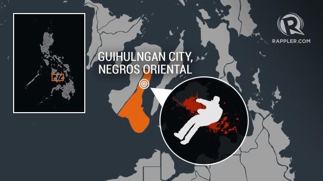 Retired Analyst: NPA kills Negros city police chief, 6 others