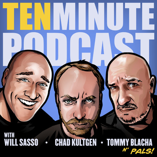 TMP - Late Night Chats with Chad - Ep. 2 by Ten Minute Podcast