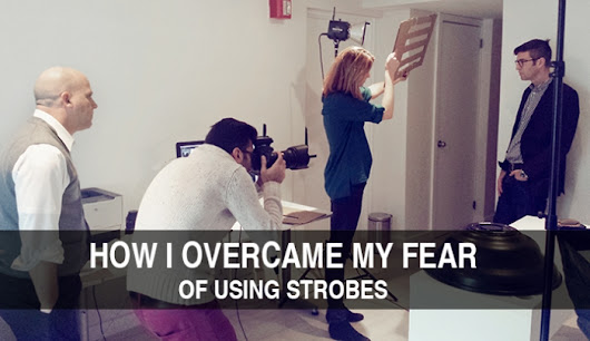 How I Overcame My Fear of Using Strobes | Fstoppers
