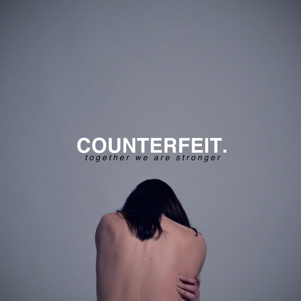 Bildergebnis für counterfeit together we are stronger