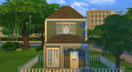 Check out this lot in The Sims 4 Gallery!