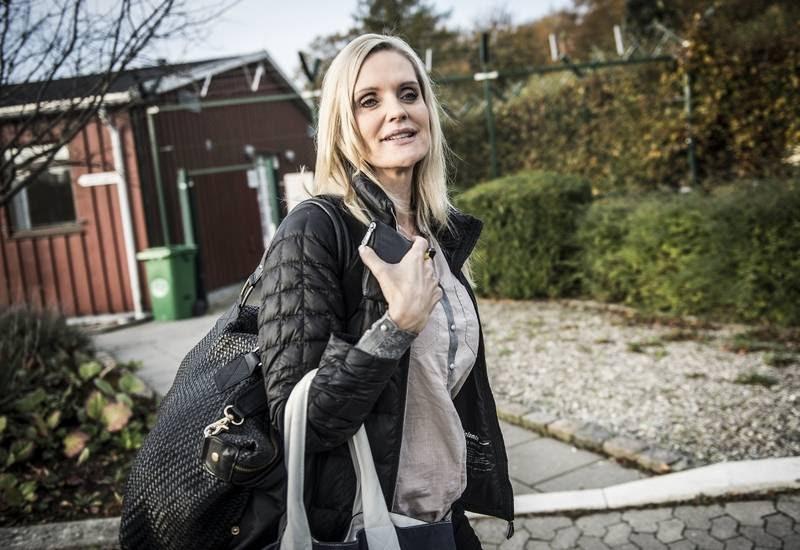 Janni Christensen: – Man skal på ikke at skeje ud. (Foto: Jonas Olofsen)