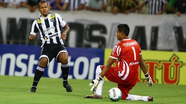 Diogo Silva segura Ceará e Luverdense conquista ponto importante fora de casa