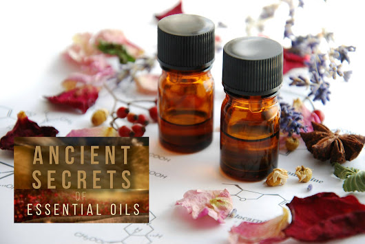 Ancient Secrets of Essential Oils Movie