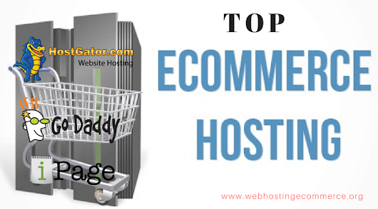 Top 5 Affordable eCommerce Web Hosting Companies | Reviews | Offers