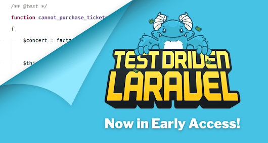 Test-Driven Laravel – Early Access