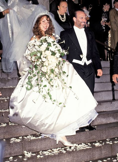 Mariah Carey & Tommy Mottola   Celebrity Weddings