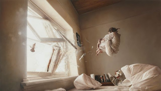 Paintings That Look Like Pictures – Photorealism by Jeremy Geddes