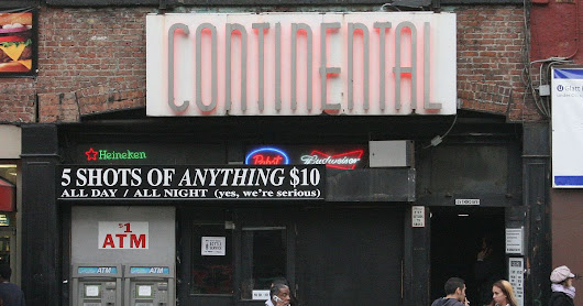 East Village Bar Boldly Bans Customers Who Say 'Literally'